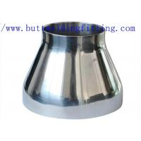 A403 WP347 / WP904L SCH80S SCH40S ASME B16.9 Stainless Steel Reducer Manufactures