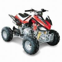 China 110cc ATV with 45kph Maximum Speed, EPA-approved, Measures 1,400 x 900 x 1,000mm on sale