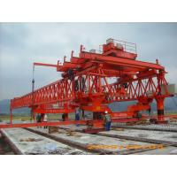 China Machinery Launching Gantry Crane with Powerful Corrosion Resistance on sale