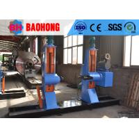 China Steel Cable Machine Accessories Take Up / Pay Off Cable Machine Vertical Column Shaftless on sale