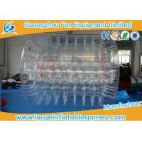 China Custom Inflatable Waer Roller 1.0mm / 0.8mm PVC TPU Inflatable Toys wholesale