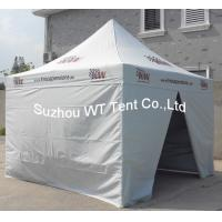 Small Instant Folding Tent , Outdoor Collapsible Canopy Fire Retardant Manufactures