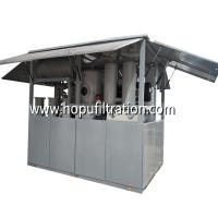 New Style Transformer Oil Filtration Equipment with half canopy Enclosure Cover,Outside working oil purifier factory Manufactures