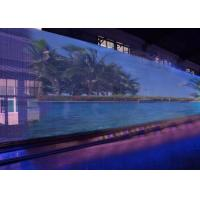 Lightweight Commercial Event Flexible LED Video Screen Panels Pixel Pitch P15.625mm Manufactures