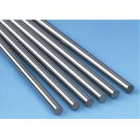 AISI 316  Stainless Steel Round Bar Rod , 12mm Stainless Steel Rod Plain End Manufactures