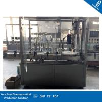 Buy cheap Nozzle Liquid Filling Machine Real Time Adjustability Accurate Filling Volume from wholesalers