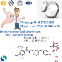 Mosapride Citrate Dihydrate Digestive Motility Gastrointestinal CAS 156925-25-6 Manufactures