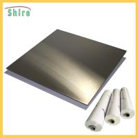 China Waterproof 316 Stainless Steel Protective Film Wide Applicance Environmentally on sale