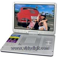 China 14.1 Inches Portable DVD Player with ISDB-T,3D, FM,Game, RMVB(VD-P958) on sale