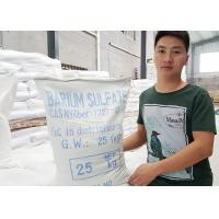 High Glossy Precipitated Barium Sulphate For Engineering Plastics ElNECS No. 231-784-4 Manufactures
