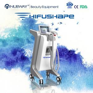 China 2015 Latest Non-invasive Fat Reduction HIFUSHAPE Ultra Body Slim Machine on sale