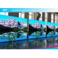 User Friendly Control Front Service LED Display For Mobile Media / Shopping Mall Manufactures