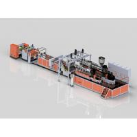 technical Gwell Chinese famous plastic machinery company China Gwell  GWS90,GWS120  PCL Medical sheet Extrusion Line Manufactures