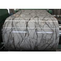 Quality Marble Grain Film Laminated Metal Sheet Elevator Cabs Decorative Metal Sheets for sale