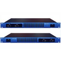 850W 1U Digital Professional Power Amplifier With High Utilization Rate Manufactures