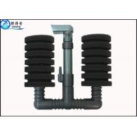 Double-heads Fish Tank Water Filter Connecting Air Pump Custom Home Aquarium Filter Manufactures