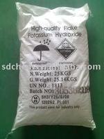 High quality Potassium Hydroxide Manufactures