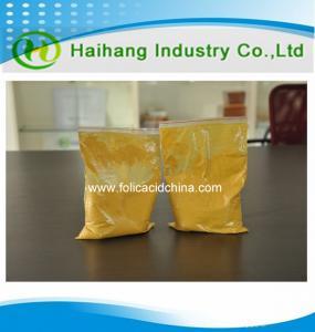 USP36 Folic acid folate cas 59-30-3 Manufactures