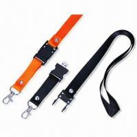 Quality LED Flashing Lanyards for sale