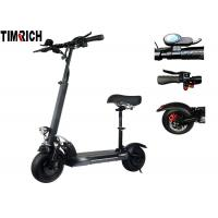 Aluminum Alloy Folding Electric Mobility Scooter Foldable 500w *2 Motor TM-TM-H06D Manufactures