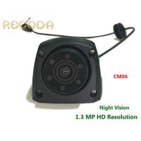 China Super Wide View Vehicle Reverse Camera  With 1.3 MP HD Resolution , 1.7 Mm Lens on sale