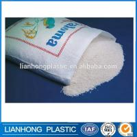 white pp woven bag for rice Manufactures