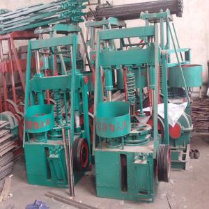 China large capacity coal ball briquette making machine/brown coal briquettes making machine on sale