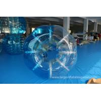 Commercial Clear Color Inflatable Bubble Ball With CE Certificate , Inflatable Bumper Ball