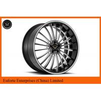 Susha Wheels-Silver Forged Alloy Wheels Forged Custom Wheels 8.5 To 12 Inch Width Manufactures