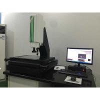 Quality 3D Manual Video Measuring Machine Color CCD Camera / Optical Measurment System for sale