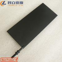titanium anode and cathode for salt water electrolysis Manufactures