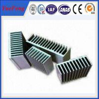 extruded aluminum heat sink, aluminum heat sink material Manufactures