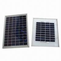 Solar Panel with Frame, OEM Services are Welcome Manufactures