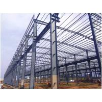 Prefabricated Steel Structure Warehouse Buildings Multi Span Buildings Construction Manufactures