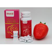 Grape Pip Extract Pure Collagen Tablets , Vitamin C Pills For Improving Sleep Quality Manufactures