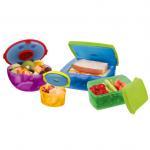 Disposable 13pcs Plastic Lunch Bowl Microwave Kitchen Pet Food Storage Manufactures