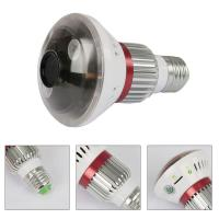 Quality EAZZYDV Wireless Mini Bulb-shaped Security Wifi Camera by APP on Phone/PC ( Night Vison Motion Dection) for sale