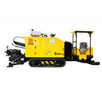Cable Laying S200 20Ton HDD Boring Machine High Thrust / Pullback Speed Manufactures