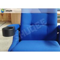 Futuristic Cinema Shock Theater Seating For Home Fine Linen Fiber Armrest Manufactures