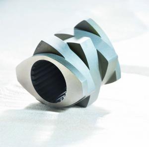 Berstorff ZE62 Twin Screw Extruder Parts Elements Manufactures