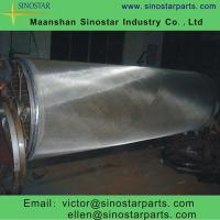 China paper making cloth stainless steel wire mesh on sale