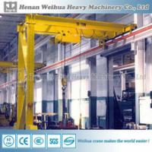 China 5 Ton BMH Model Electric Hoist semi gantry crane on sale