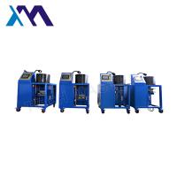 High Acurracy Hydraulic Hose Crimping Machine To Repair Air Suspension Air Spring With Screen Fitting Manufactures