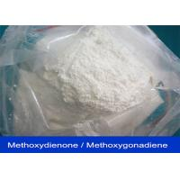 High Purity Prohormone Steroids Powders Methoxydienone 2322-77-2 Manufactures