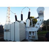 Three Phase Power Distribution Transformer With High Insulation Level Manufactures