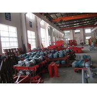 VFD Industrial Hoist Lifter / Hoisting Equipment with Double Car 1T - 3.2T Manufactures
