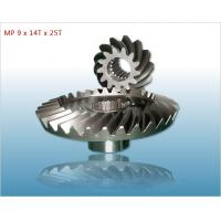 Cutom Mechanical Engineering Gears - Helical Gear, Spiral Curved Tooth Bevel Gear Manufactures