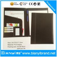 2014 high quality paper presentation folder with pocket Manufactures