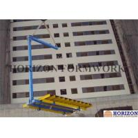 Versatile Floor Slab Formwork Systems EN1065 Prop For Decking Concrete Manufactures