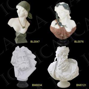 Marble Bust, Bust Sculpture, Bust Statue